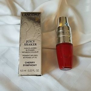 Lancome juicy shaker in cherry symphony
